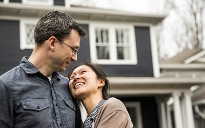 Home-Ownership Rate Continues to Rise in 2020